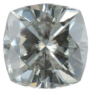 Gemstones > Moissanite > Cushion