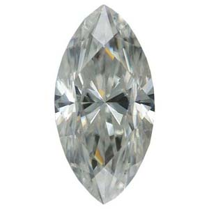 Gemstones > Moissanite > Marquise