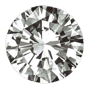 Gemstones > Moissanite > Round